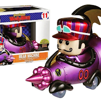 Funko Pop! The Mean Machine