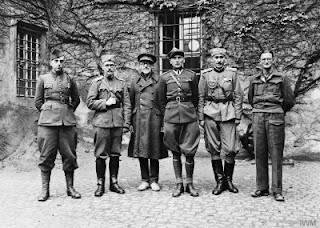 Prisioneros del campo de concentración