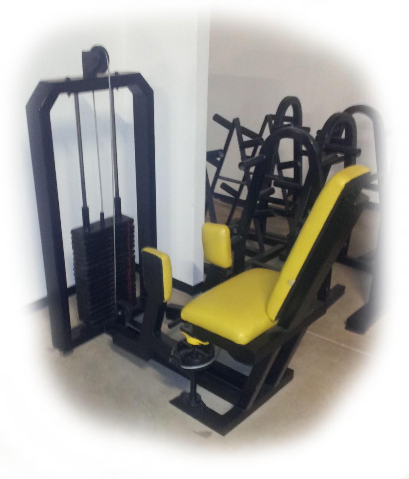 New body power system equipos de gimnasio equipos for Gimnasio 8 de octubre