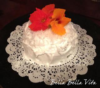 Double Coconut Cake recipe