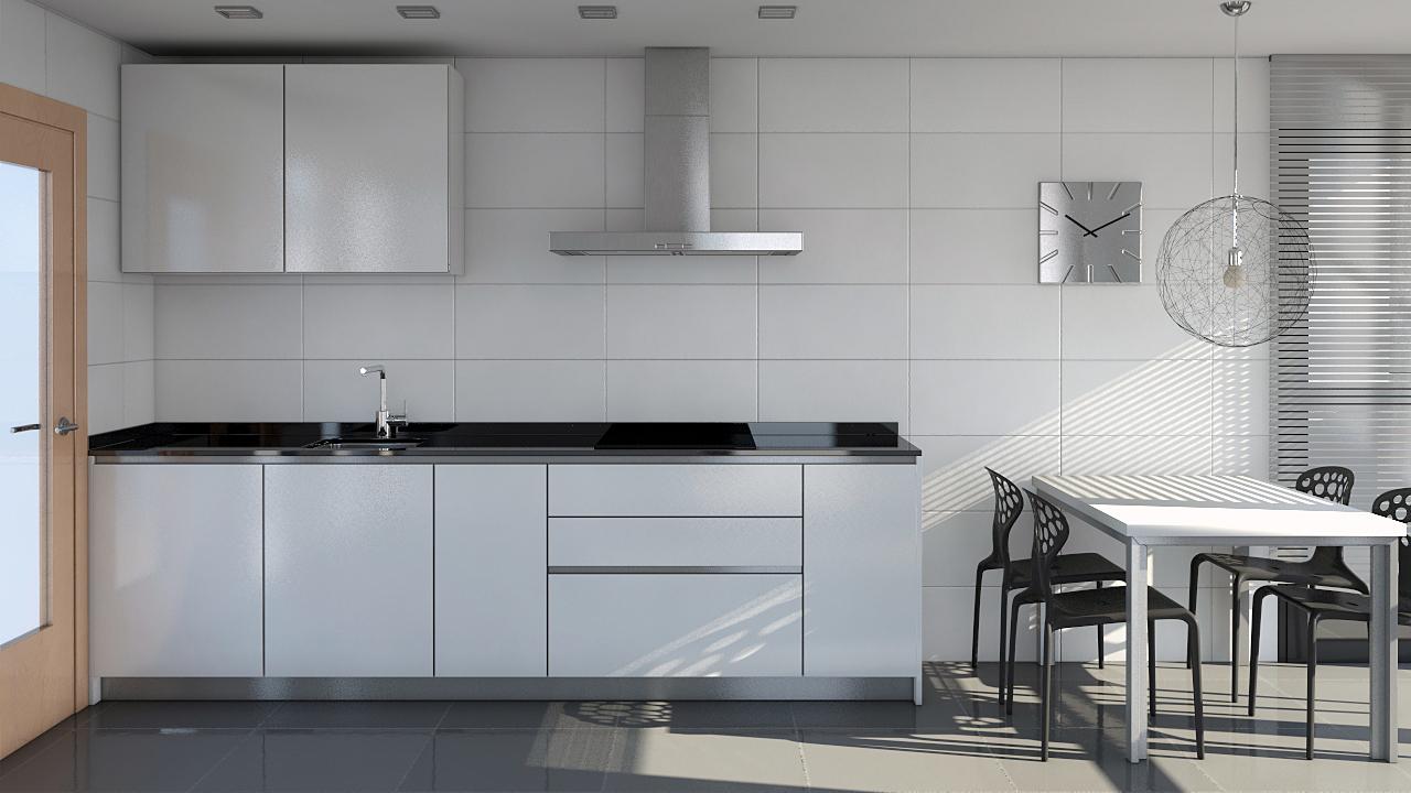 Beaufiful cocinas saltoki images reforma de cocina en for Ducha ya pamplona