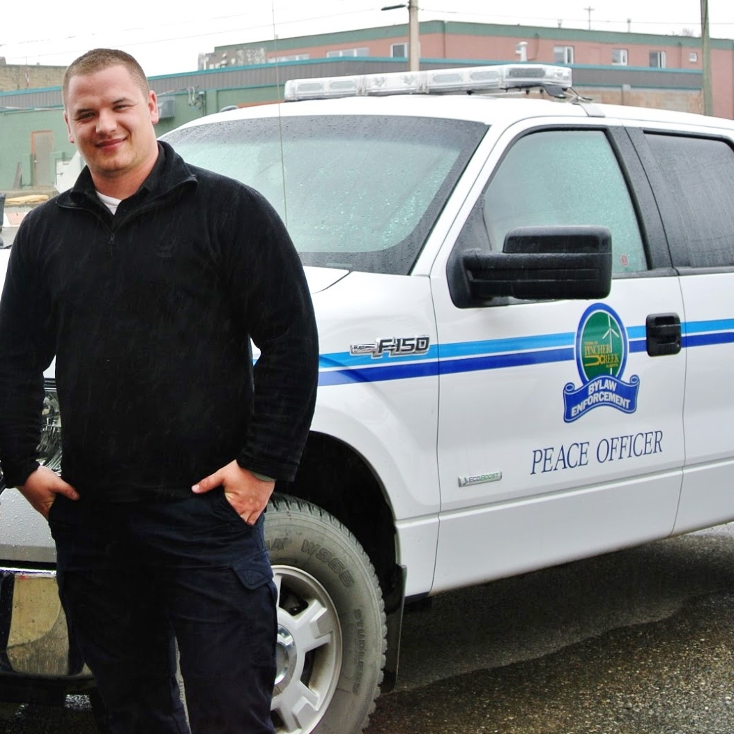 Peace officer fort mcmurray