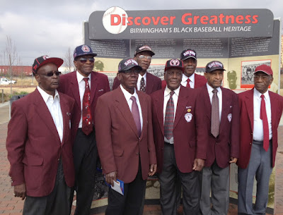Negro League Players
