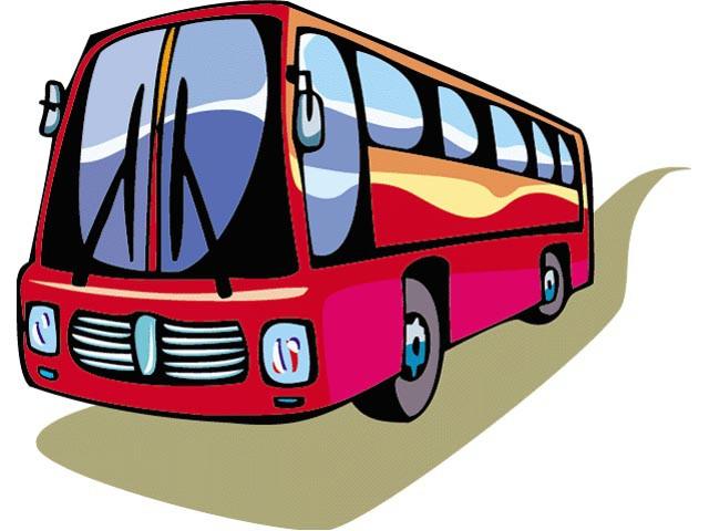 Розклад руху автобусів