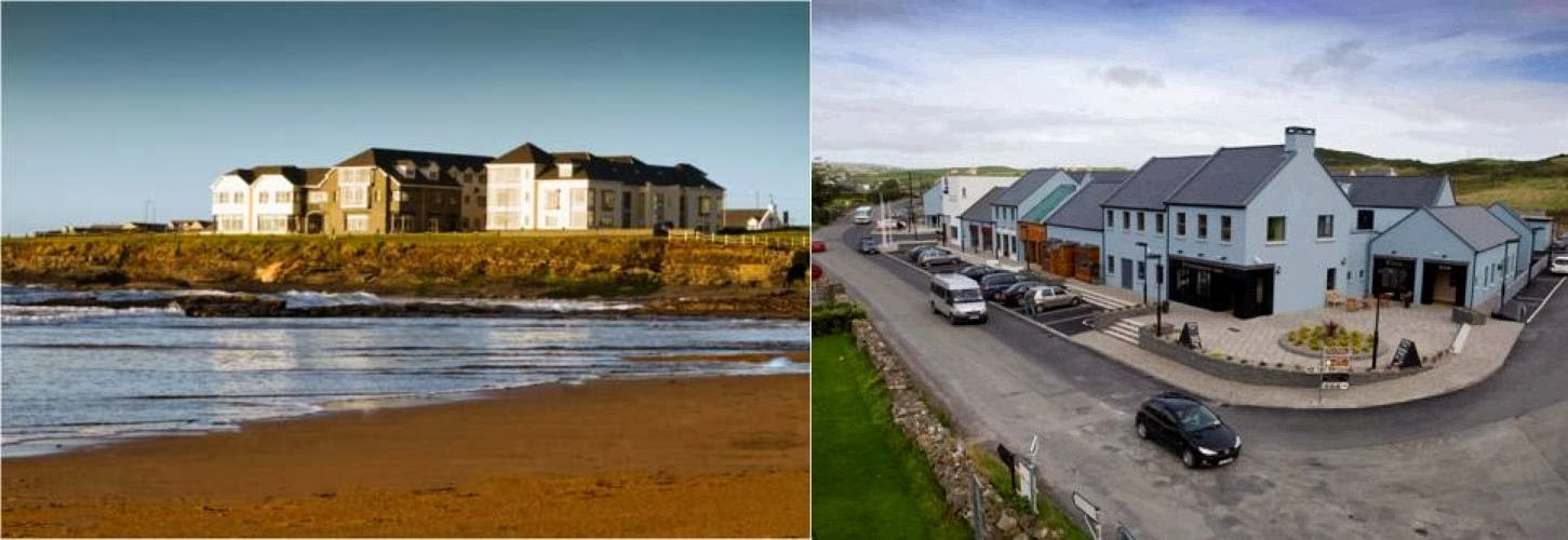 Clare hotels' green record goes platinum