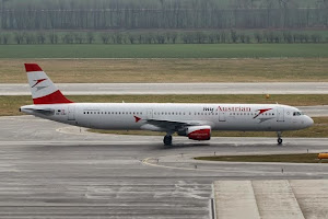 My AUSTRIAN AIRLINES
