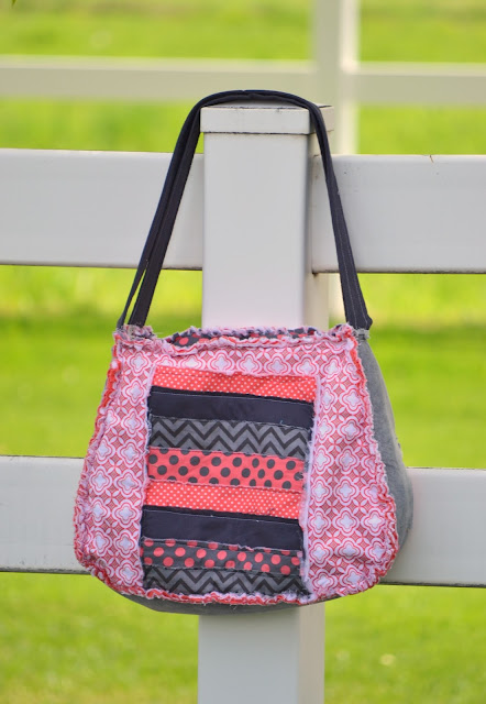 Lexi-Lou Rag Bag Pattern by A Vision to Remember