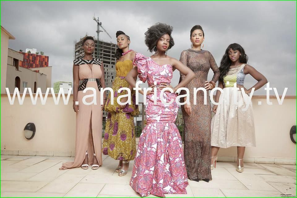 An African city - web-serie Ghanéenne