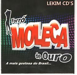 Forró MOLECA DE OURO