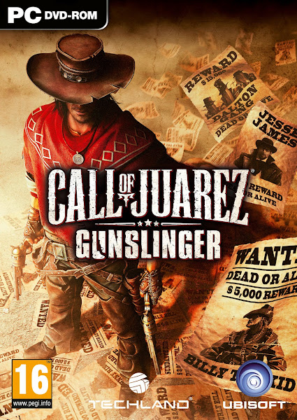 call of juarez gunslinger pc portada