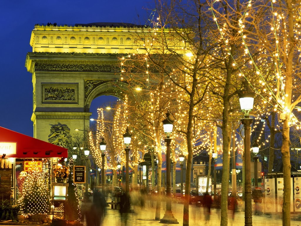 happy new year from paris france