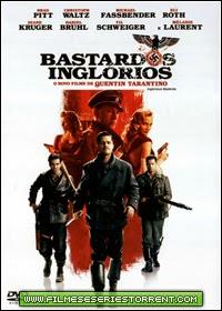 Bastardos Inglórios Dublado Torrent (2009)