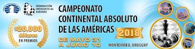 XIII Campeonato Continental Absoluto de las Américas 2018 (Dar clic a la imagen)