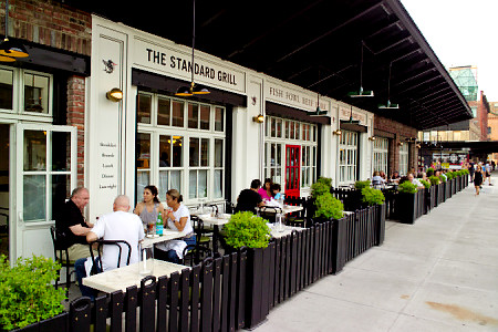 Thirsty Richmond The Standard Grill New York