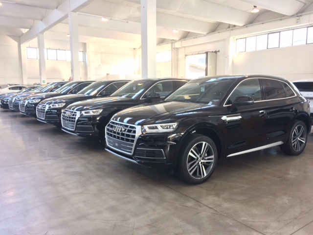 Offer Audi Q5 Brand New Model 2017 in Stock