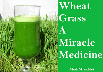 Wheat Grass - A Miracle Medicine