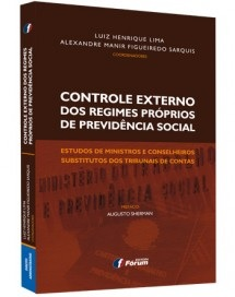 CONTROLE EXTERNO DOS REGIMES PRÓPRIOS DE PREVIDÊNCIA SOCIAL