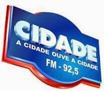 ouvir a Rádio Cidade FM 92,5 Campinas SP