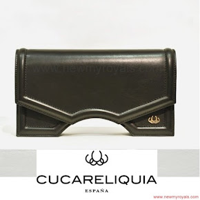 Queen Letizia Style CUCARELIQUIA Clutch Bag