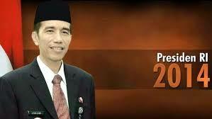 Joko Widodo Presiden Indonesia