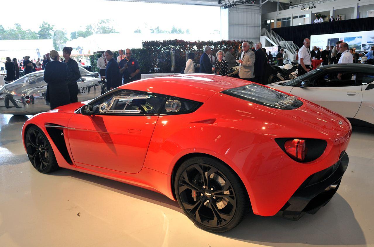 2012 ASTON MARTIN V12 ZAGATO KIMCIL IDEA  MagisBlogAutoTrendMagis