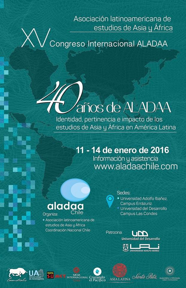XV Congreso Internacional ALADAA