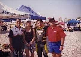 SERGIO YOGI FARIAS LAKE HAVASSU AZ. E.E.U.U. FINAL MUNDIAL AÑO 1998