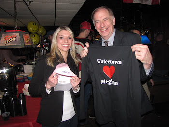 Packed House Meets Saranac's Meghan and Rebrands Mayor's Bar