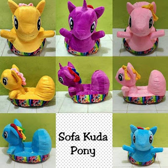 Pusat Grosir Sofa Kuda Little Pony
