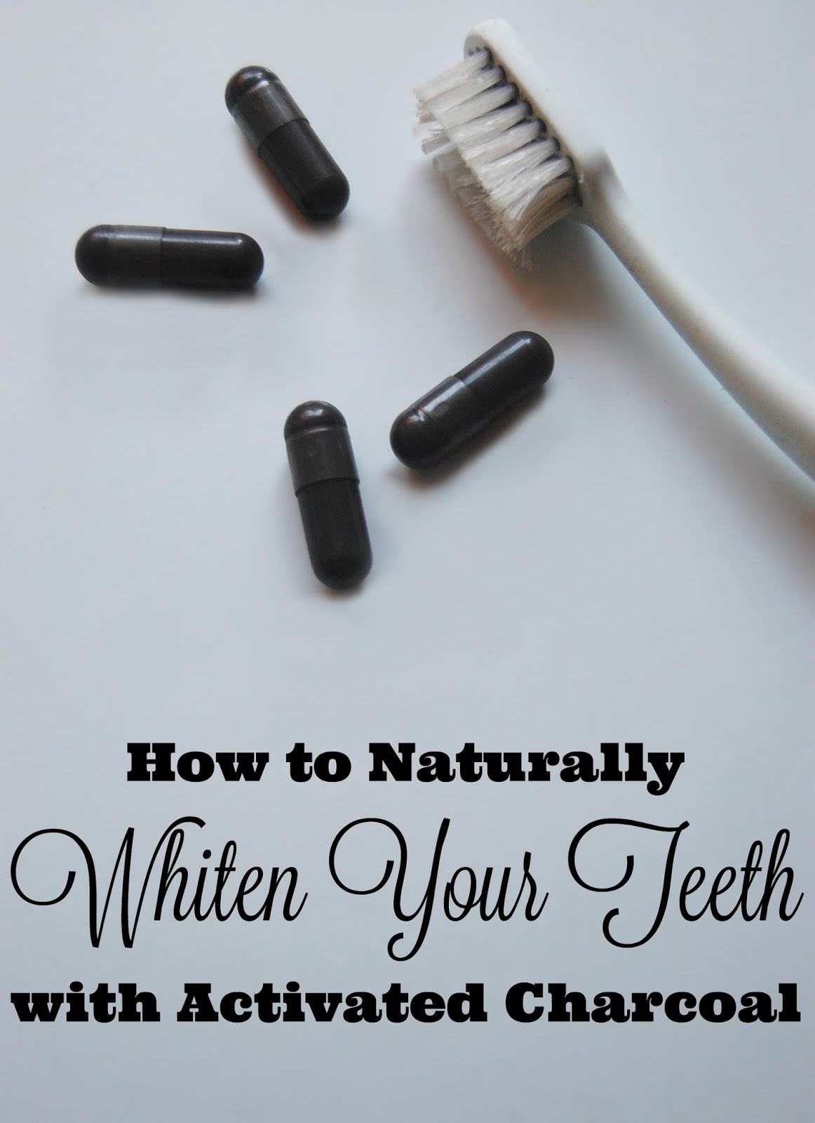 how to use charcola whiten teeth