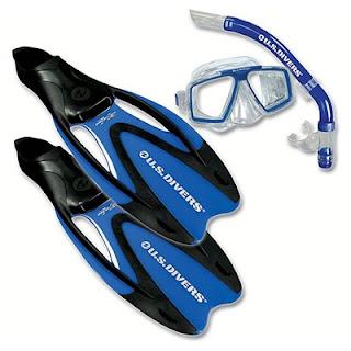 Snorkeling gears