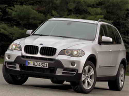 Bmw x5 xDrive35d for US