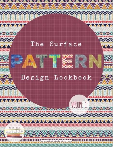 THE SURFACE PATTERN DESIGN LOOKBOOK
