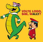 Wally Gator é um desenho animado americano produzido pela HannaBarbera . (wally gator)