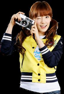 Taeyeon Wink