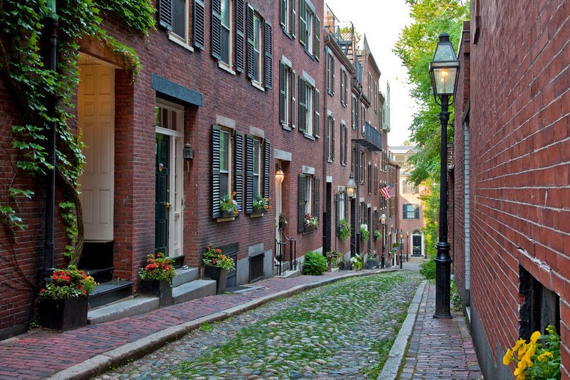 Lugares para visitar em Boston
