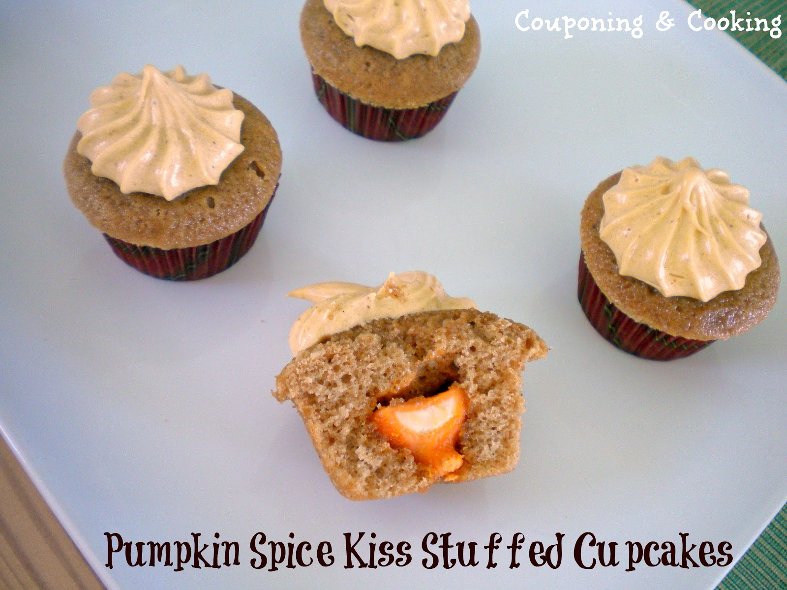 Couponing & Cooking: Ultimate Pumpkin Spice Cupcakes