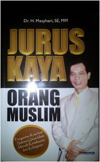 Jual Buku Pengantar Jurus Kaya Orang Muslim Surabaya