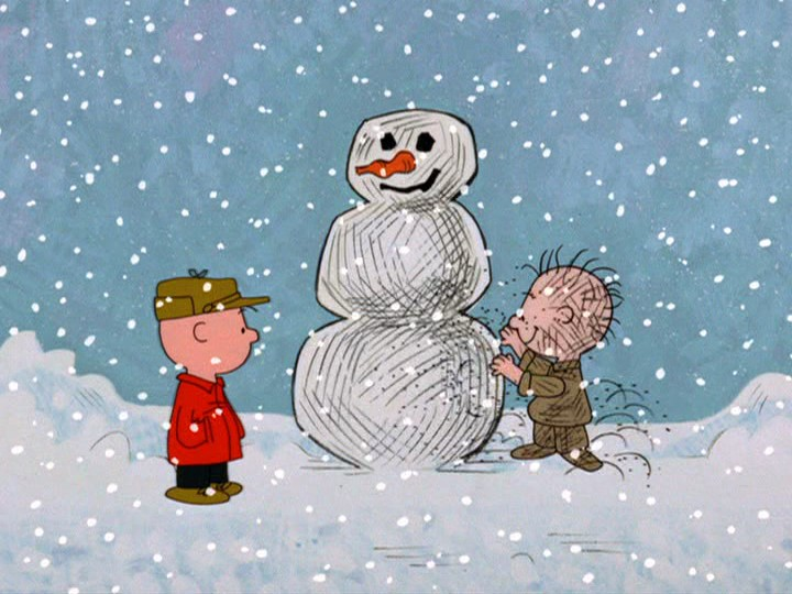 Eclectic Banana: Merry Christmas Charlie Brown!