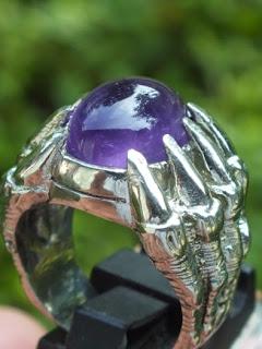 cincin batu kecubung