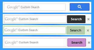 Google-Custom-Search-Box