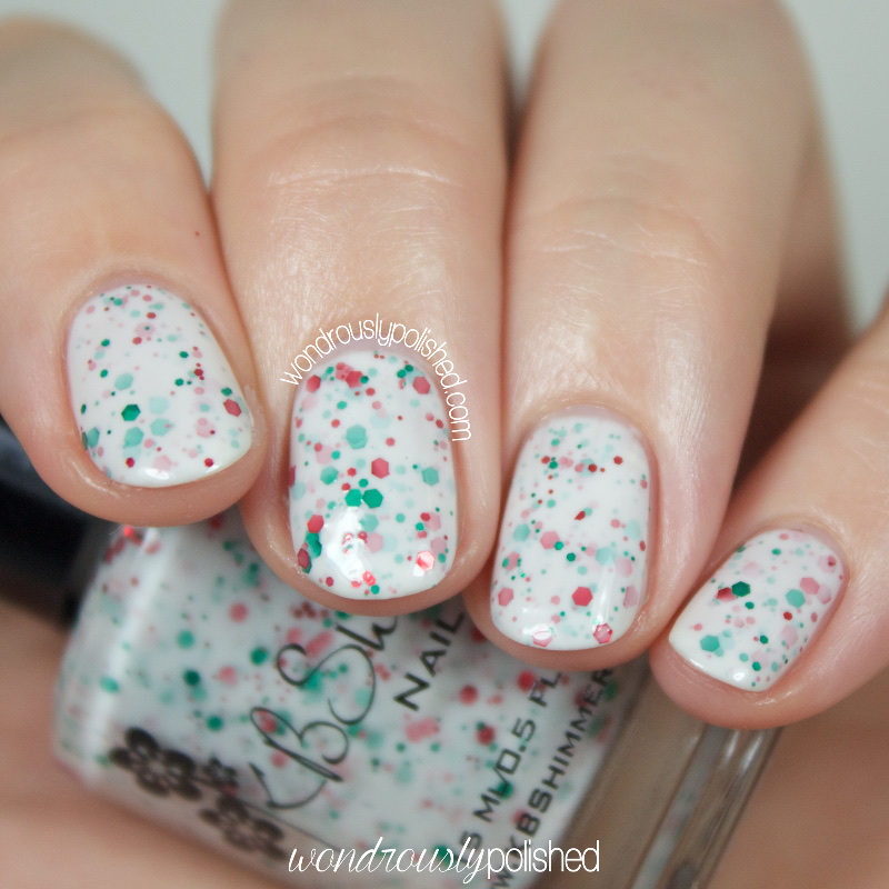 Wondrously Polished Kbshimmer Winter 2014 Swatches Review