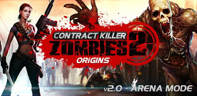 Contract Killer Zombies Origins 2 APK v2.0.0 Mod Android [Full] [Gratis]