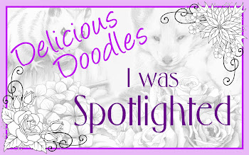 Spotlighted by Delicious Doodles
