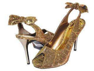 Model Sepatu Wanita Cewek Hak Tinggi