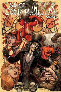 Cover of Alice Cooper vs Chaos! #1 from Dynamite Entertainment