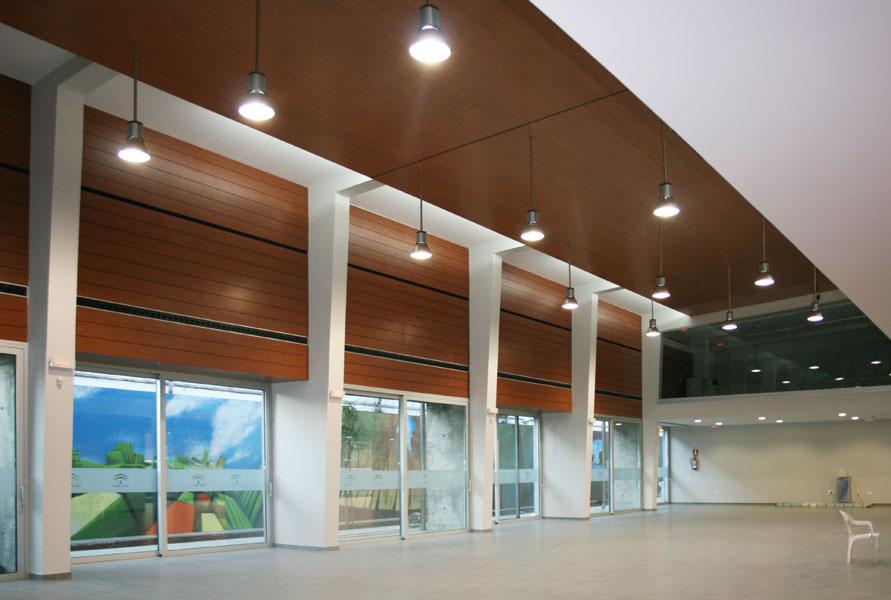 Techos de madera grupo gubia espacios en madera - Maderas para techos ...