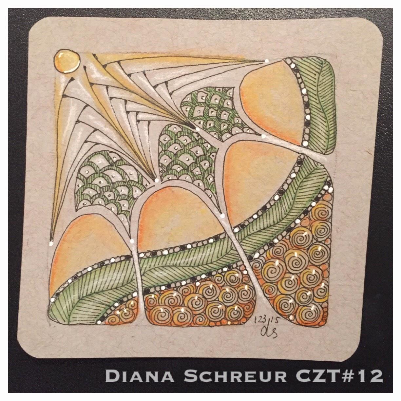 Diana Schruer CZT#12