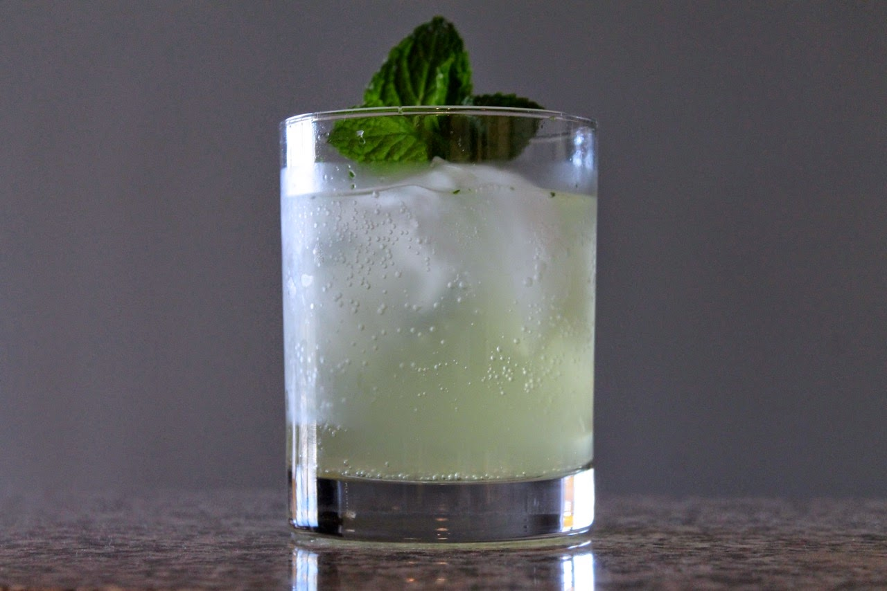 Spring Fresh Cocktail