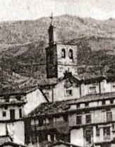 Candelario salamanca Iglesia parroquial en 1929